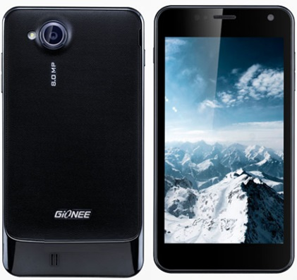 Gionee Dream D1 specs